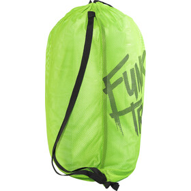 Funky Trunks Mesh Gear Bag, still brasil